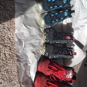 Other - Men's Sneaker BUNDLE Barkley (Replica), Ewing AUTH
